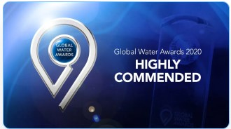 """Highly Commended """"Aquatoria smart water"""""""